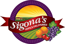 Sigona's Office Deliveries Logo